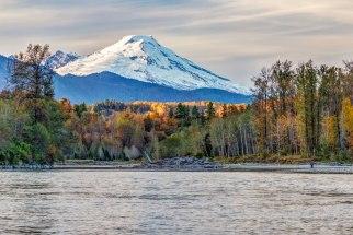 November - Mount Baker and Skagit River